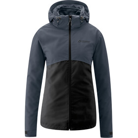 Maier Sports Gregale DJ Jacket Women, ombre blue